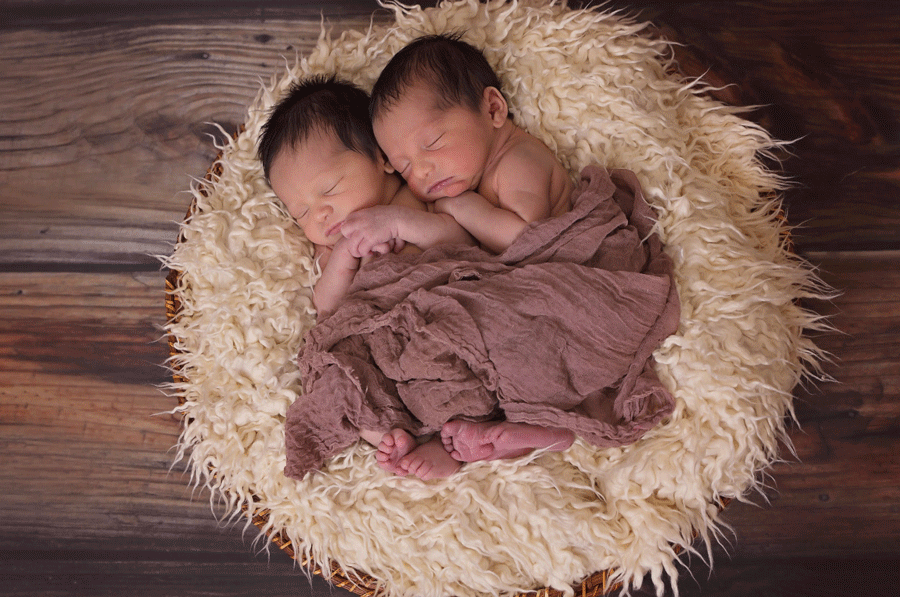Dreamt about twins