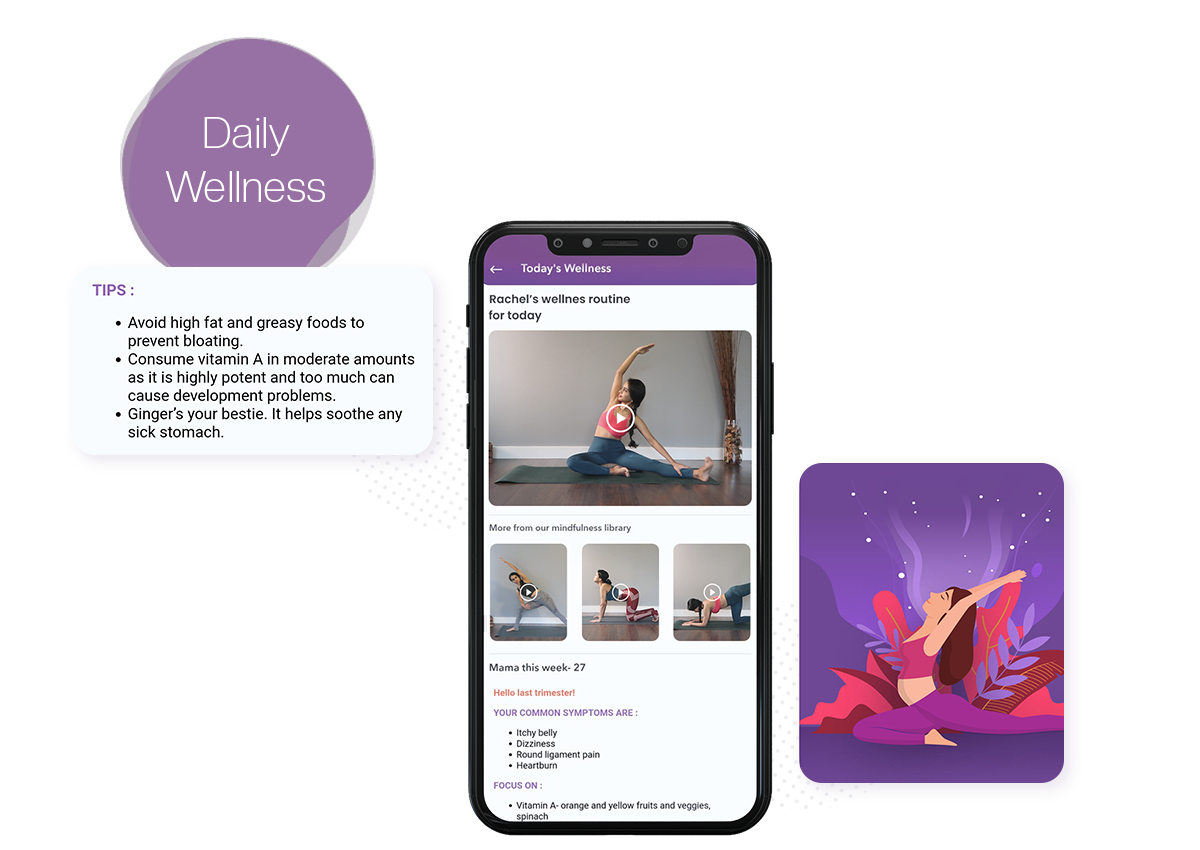 3 - Daily wellness plans