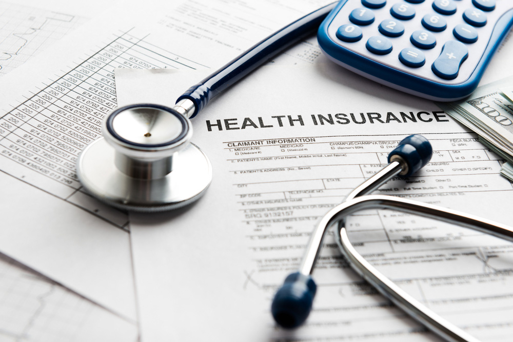 Medical insurance image for mind and mom